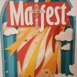 Maifest begins tomorrow! Come to the Amana Colonies this weekend!