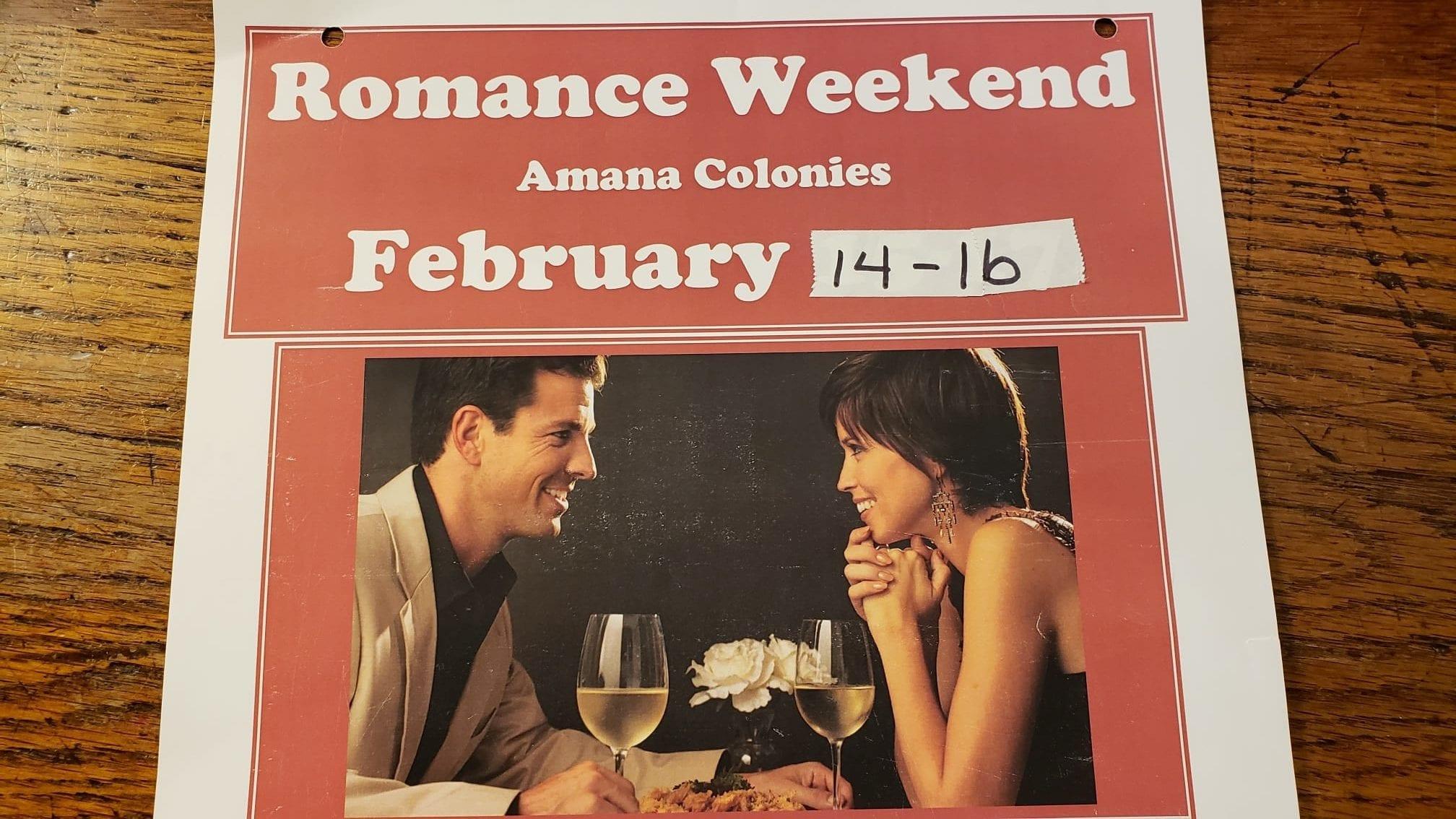 Romance poster 20