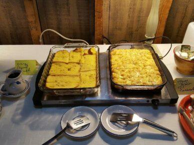 Zuber breakfast casseroles