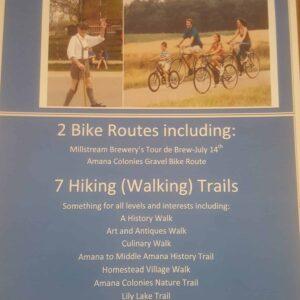 Bike and Hike poster