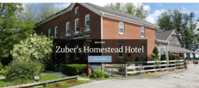 Zuber's Homestead Hotel
