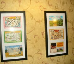 pictures on wall