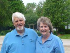 innkeepers, Brian and Bonnie