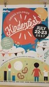 Kinderfest - July 22-23, 2017